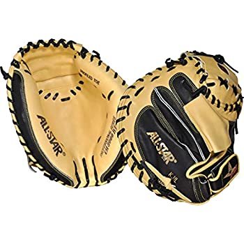Image of Allstar 9U CM3000BT 33.5 CMITT Catcher's Mitts