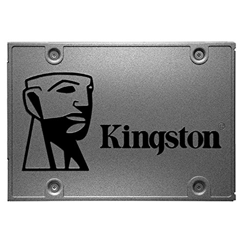 - Kingston 240GB A400 SSD 2.5'' SATA 7MM 2.5-Inch SA400S37/240G