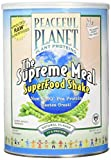 VegLife Supreme Meal Pea Protein Powder, Unflavored, 700 Gram