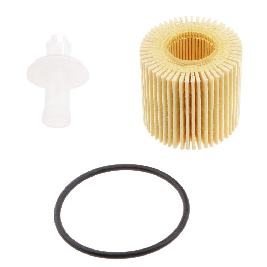 Homyl Car Oil Filter for Toyota Matrix Prius Lexus CT200H 04152-37010 04152-YZZA6