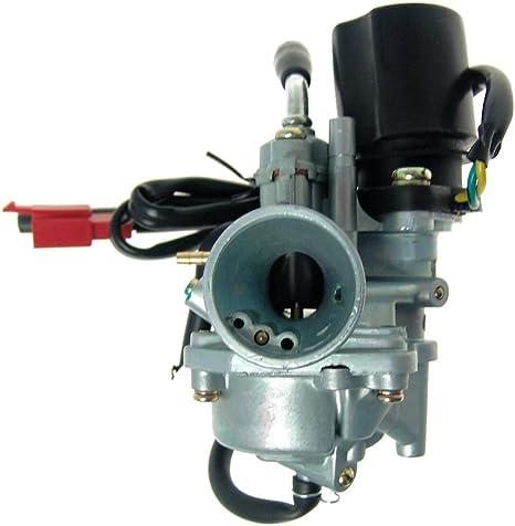 Unbranded E-Choke f/ür REX Rexy 25 50 Roller 2 TAKT 50 CCM Sport VERGASER 17,5mm