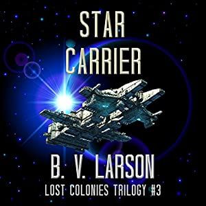 Star Carrier Audiobook