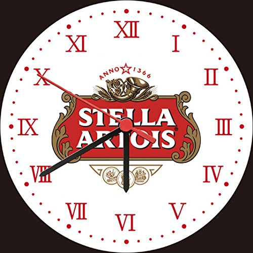 stella-artois-beer-wall-clock