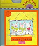 img - for The Three Little Pigs Book & CD (Read Along Book & CD) book / textbook / text book