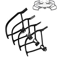 BTG Quick Release Propeller Guards for DJI Mavic Air Foldable Drone - Bumpers, Propeller Cover, Propeller Protector