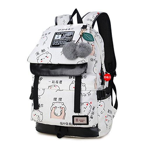 Backpack New fashionGirls 430mm 2222320 Travel Purse 140 f7q67px