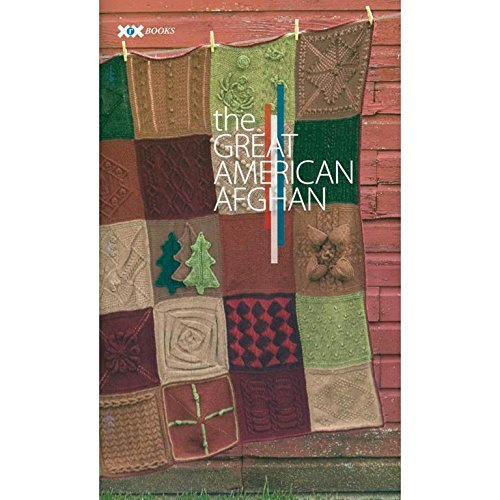 American Great Afghan Book (The Great American Afghan by Thomas (3-Mar-2008) Paperback)