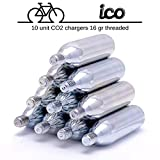 Impeccable Culinary Objects (ICO) ICOC1610T 16G CO2 Cartridges