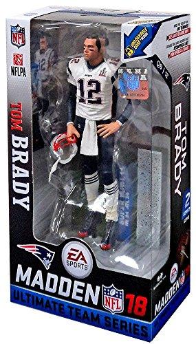 Sports Picks Mcfarlane Madden 18 Tom Brady Ultimate Team Series 2 Exclusive