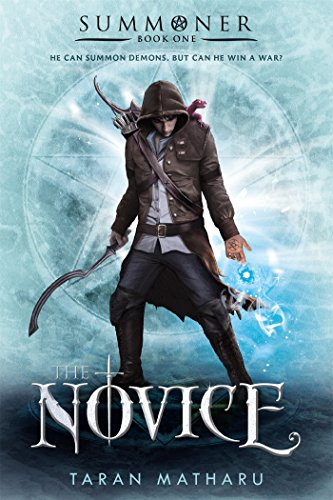 """The Novice - Summoner"" av Taran Matharu"