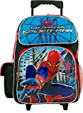 Spiderman Large Rolling Backpack, Bags Central