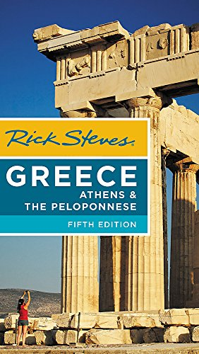 51RpDLRV3YL - Rick Steves Greece: Athens & the Peloponnese