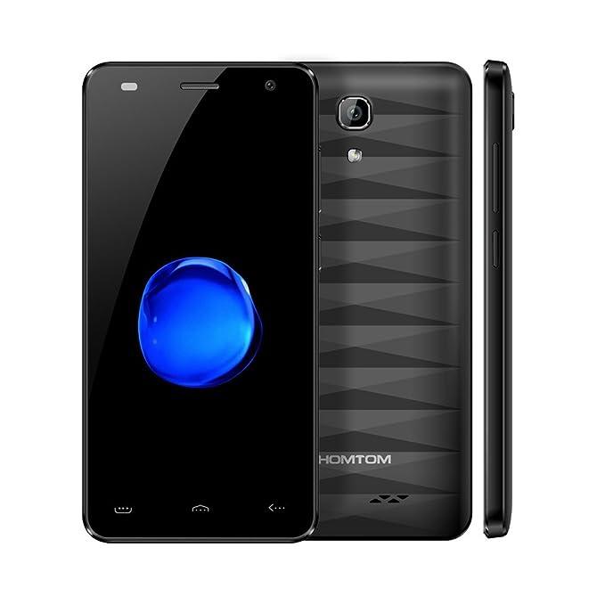 3 opinioni per HOMTOM HT26 4,5 pollici 4G Smartphone Sbloccato Android 7.0 MTK6737 Quad Core