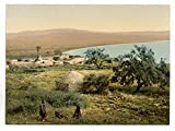 Historic Photos The birthplace of Mary Magdalene, Magdala, Holy Land, (i.e, Israel)