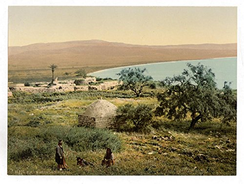 Historic Photos The birthplace of Mary Magdalene, Magdala, Holy Land, (i.e, Israel) by Historic Photos