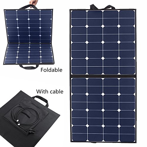 Solar-Panel-MOHOO-100W-100Watt-Bendable-Foldable-Thin-Lightweight-Solar-Panel-Battery-Charger-with-MC4-Connector-Charging-Sunpower-Cells-for-RV-Boat-Cabin-Off-Grid