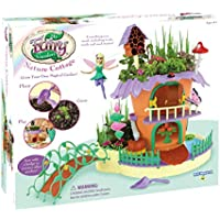 PlayMonster My Fairy Garden Nature Cottage Grow & Play Set