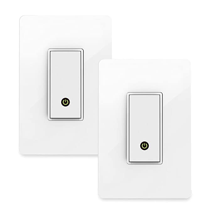 F7C030-BDL in-Wall Smart Switch, No Hub Required, 2-Pack