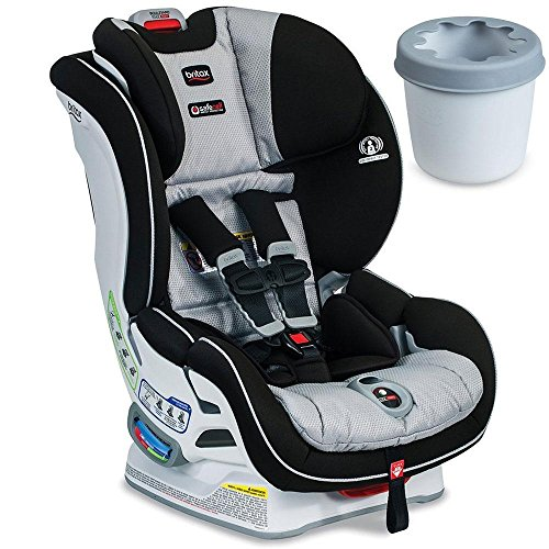 Britax Systems Boulevard ClickTight Convertible Car Seat with Cup Holder - Trek