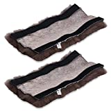 Andalus Authentic Sheepskin Car Seat Belt Cover