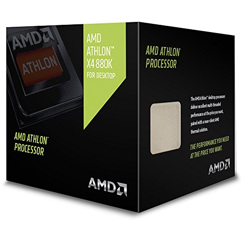 AMD Athlon X4 880k Quad-core (4 Core) 4 GHz Processor - Socket FM2+ - Retail Pack