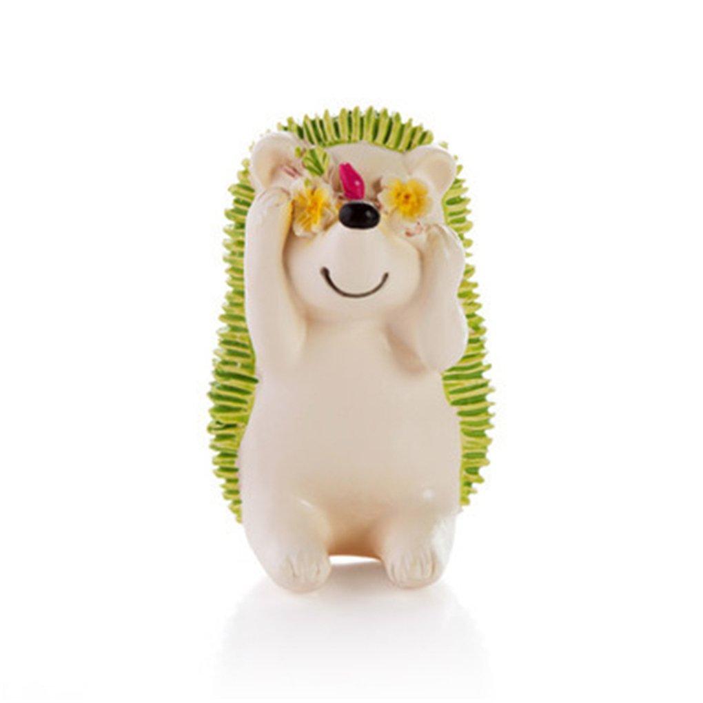 BrilliantDay Pack de 4 montado en la pared para ni/ños o adultos Cepillo de dientes Titulares Dise/ños mezclados colores