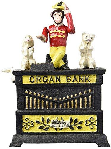 (Organ Grinders Monkey Bank)
