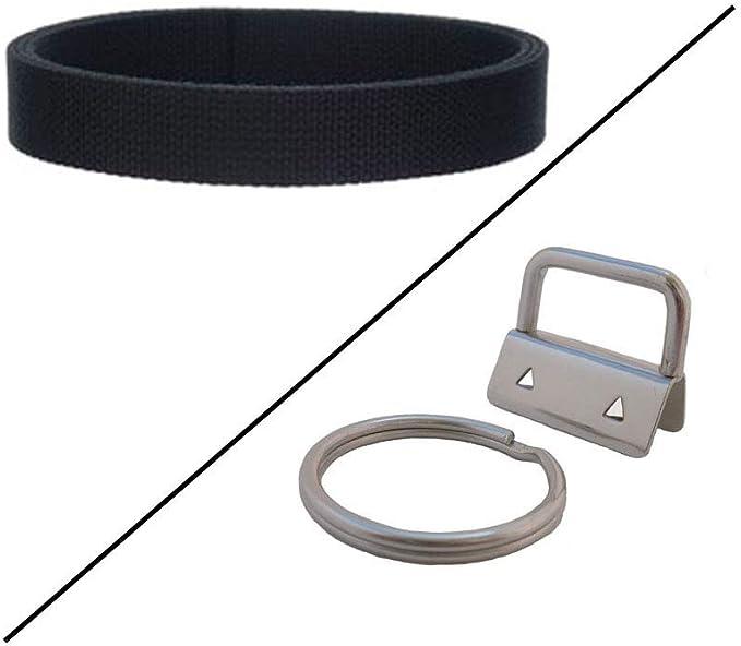 Cotton Webbing,1 inch Dark Blue Webbing,Ribbon,Key Fobs,Bag Belts,Dog Collar,Belt Webbing,Webbing Strap,Handle Belting,Purse Straps WB473