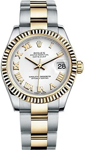 Rolex Lady Datejust 31 Steel Yellow Gold watch White dial 178273
