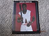 "ERIC DAVIS Cincinnati Reds 18""x24"" Baseball Poster/Photo"