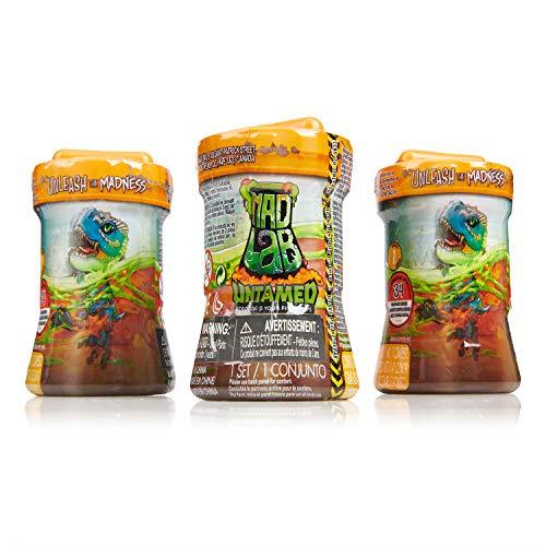 (WowWee Untamed Mad Lab Minis – Series 1 – 3 Pack)
