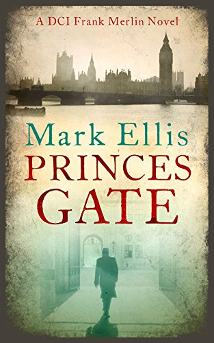 book cover of Prince\'s Gate