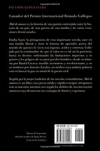 Mal De Amores Amazon Ca Angeles Mastretta Books