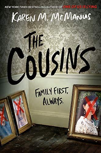 Book Cover: The Cousins