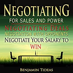 Negotiating for Sales and Power