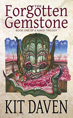 The Forgotten Gemstone (A Xiinisi Trilogy Book 1)