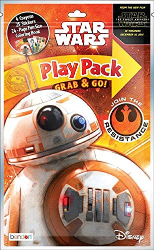 Star Wars Grab Play Packs product image