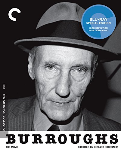Burroughs: The Movie (The Criterion Collection) [Blu-ray]