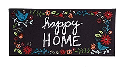 Happy Home Chalkboard Sassafras Doormat Switch Mat