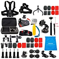 Lifelimit Accessories Starter Kit For Gopro Hero...
