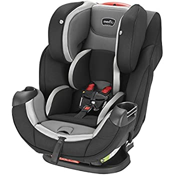 Amazon Com Evenflo Symphony Dlx All In One Car Seat