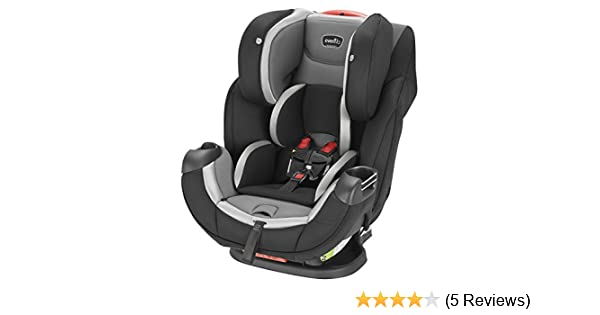 Evenflo Symphony DLX All-in-One Car Seat Apex