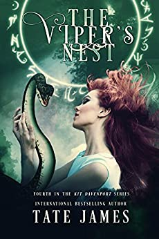 The Viper's Nest (Kit Davenport Book 4) by [James, Tate]