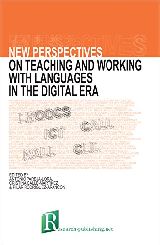 New perspectives on teaching and working with languages in the digital - Cristina Mall