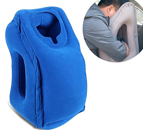 Multifunctional Travel Inflatable Neck Body Support Pillo...
