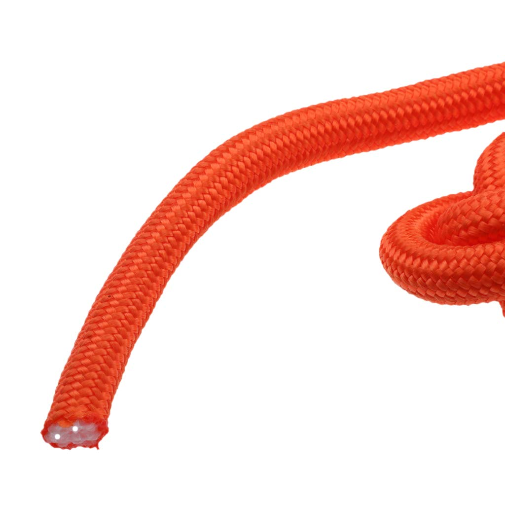Flameer Red 85ft Safety Water Reflective Rescue Throw Bag Floating Rope Line Kit by Flameer (Image #9)