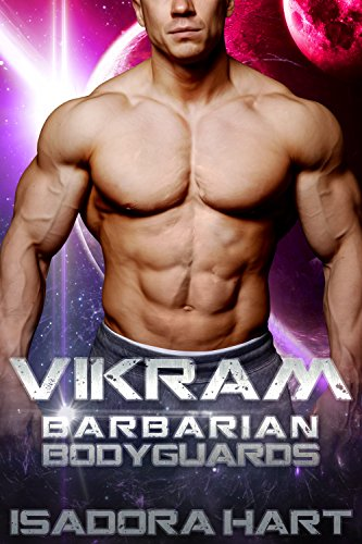 Vikram (Barbarian Bodyguards Book 1)
