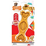 Nylabone Power Chew Fill & Treat Dog Chew Toy, Peanut Butter Flavor, Wolf