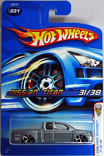 mattel-hot-wheels-2006-first-editions-164-scale-slammed-silver-nissan-titan-die-cast-truck-031