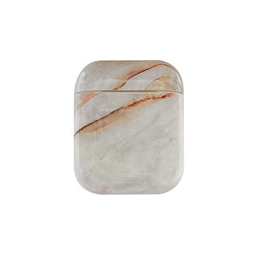 Amazon.com: Lybauri Cartoon - Funda para Airpods de mármol ...